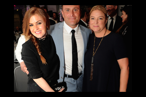 Isla Fisher, Vito Anzelmi, Bruna Papandrea